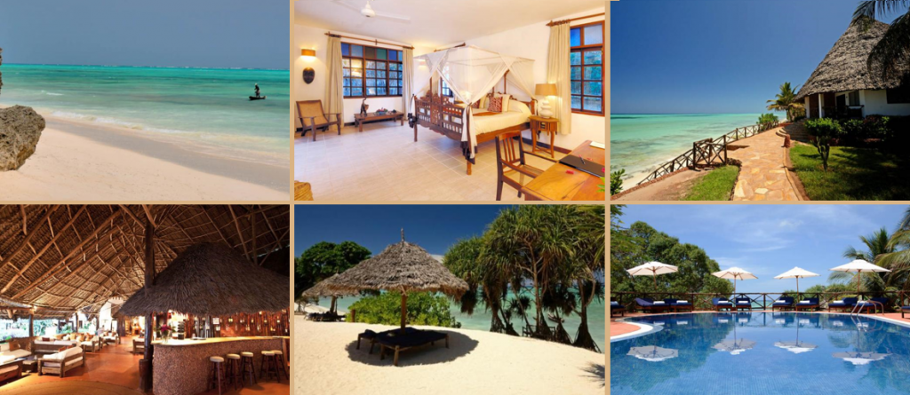 Ras Nungwi Beach Hotel Zanzibar